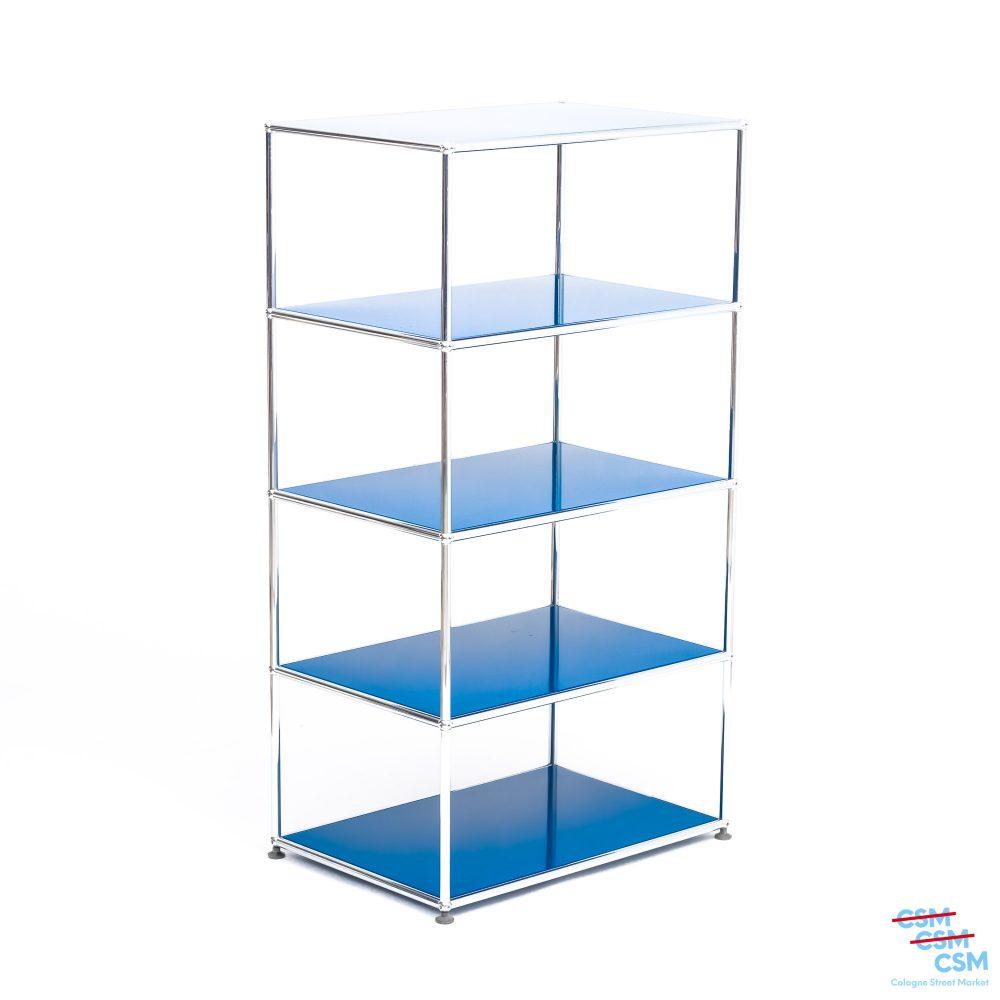 USM-Haller-Regal-Enzianblau-gebraucht-2-2