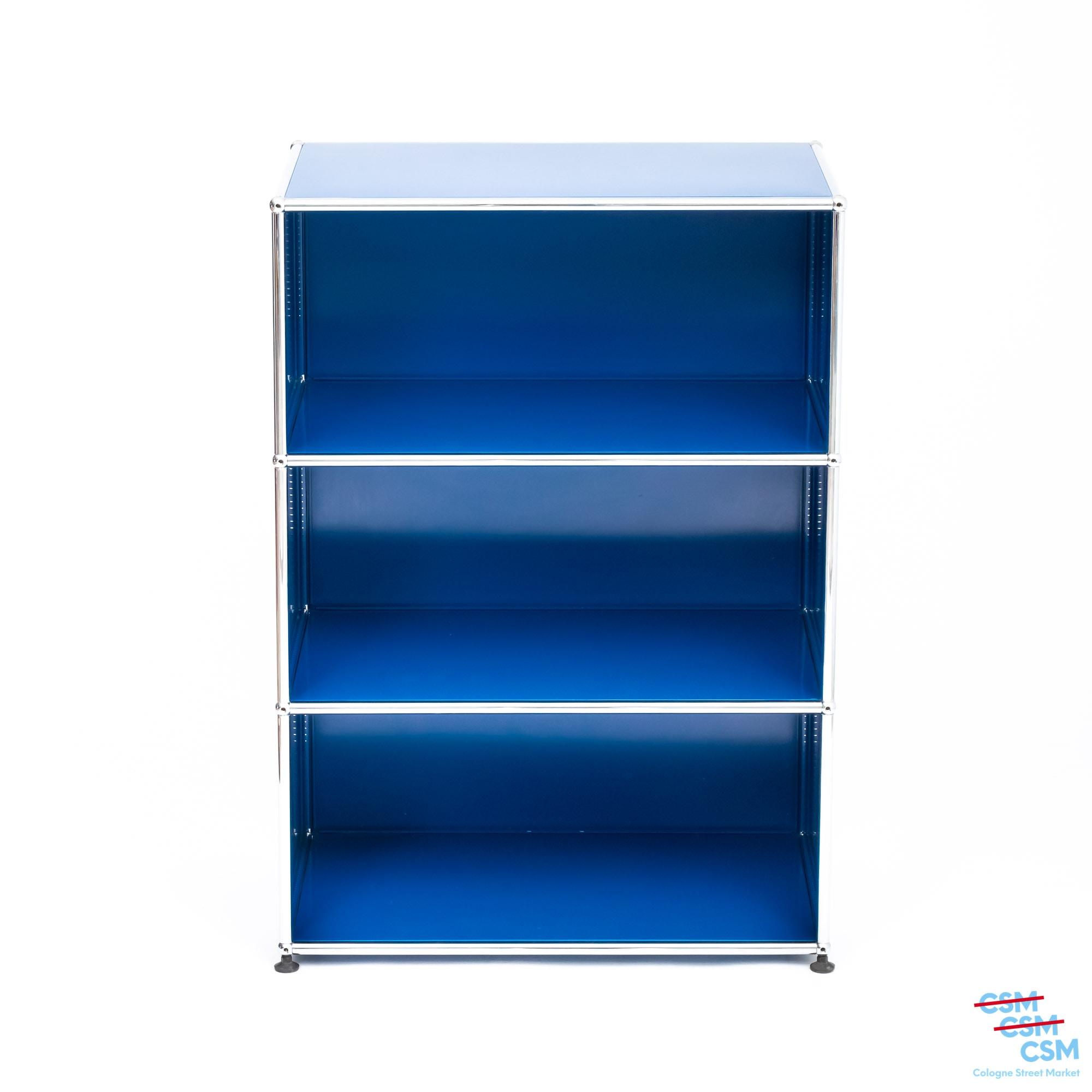 USM Haller Regal Enzianblau gebraucht 3 1