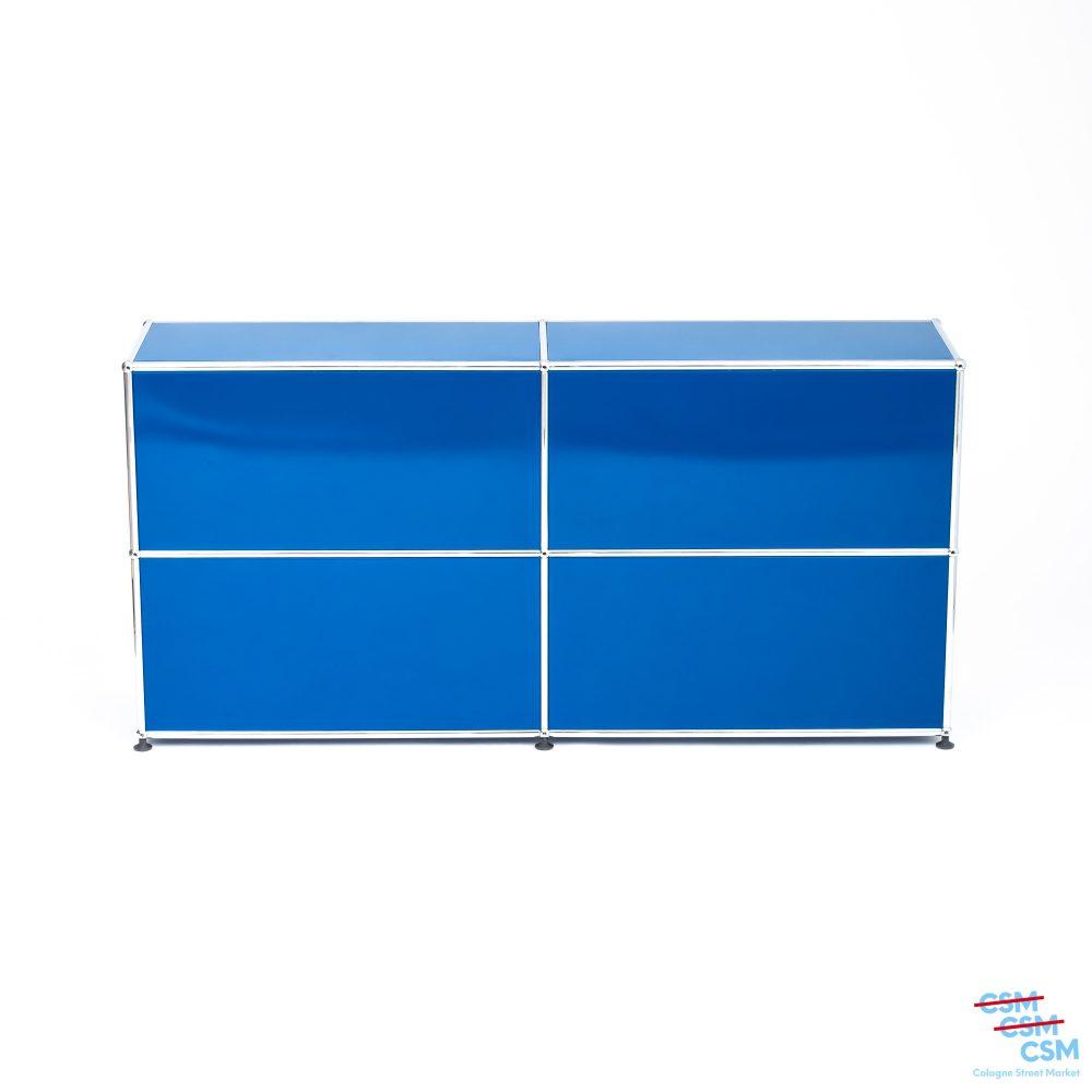 USM-Haller-Sidebard-mit-Klappen-Enzianblau-gebraucht-13