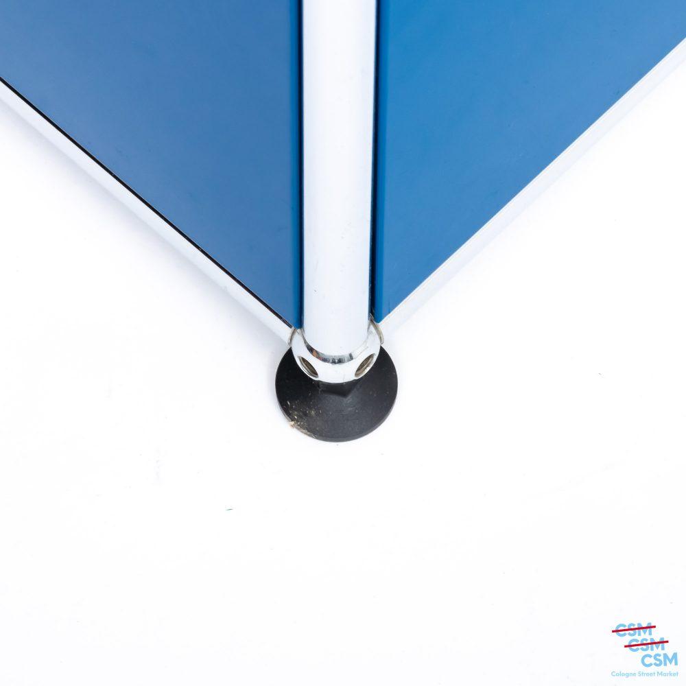 USM-Haller-Sidebard-mit-Klappen-Enzianblau-gebraucht-5