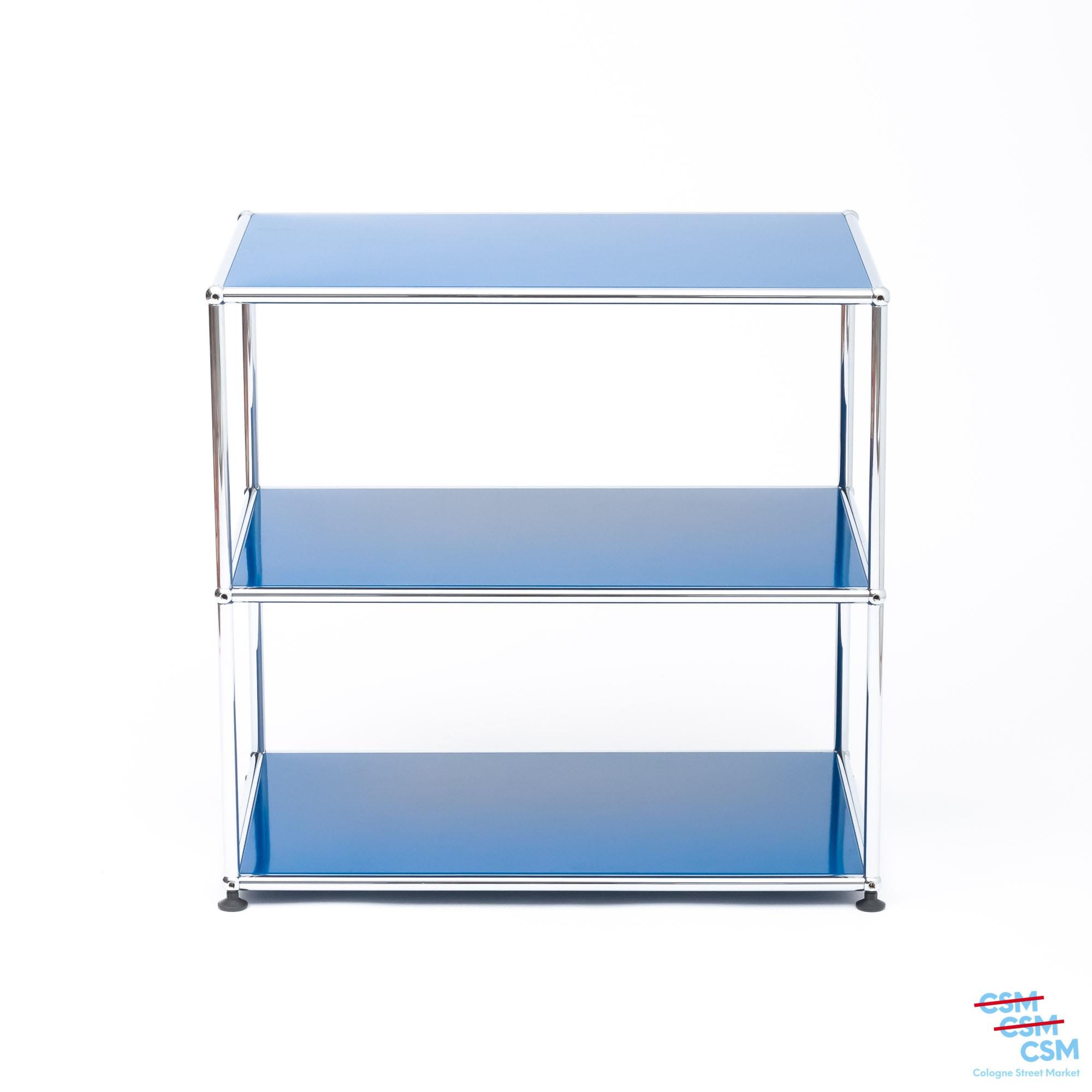 USM Haller Sideboard Enzianblau gebraucht 1 1