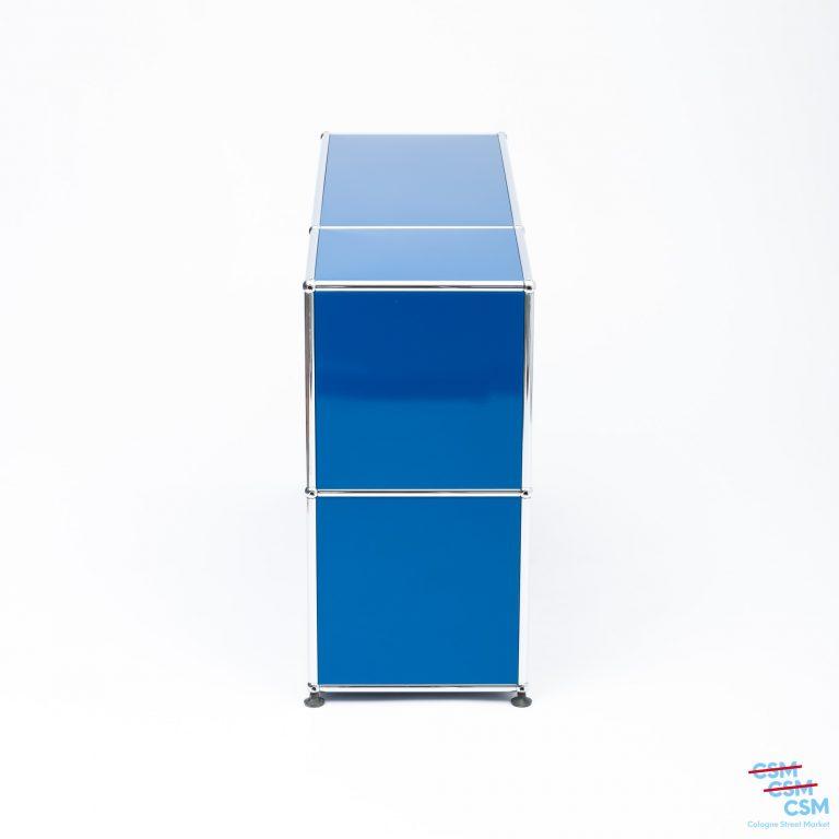 USM-Haller-Sideboard-Enzianblau-gebraucht-2-2