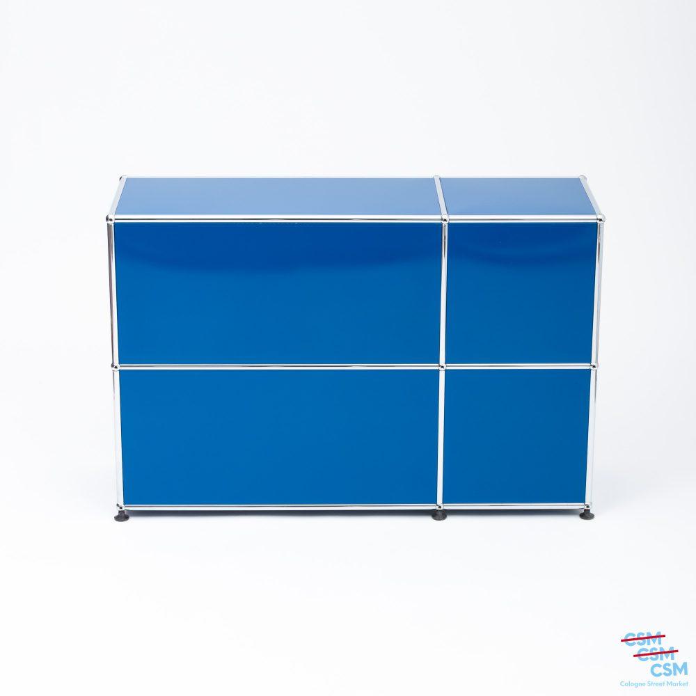 USM-Haller-Sideboard-Enzianblau-gebraucht-2-3