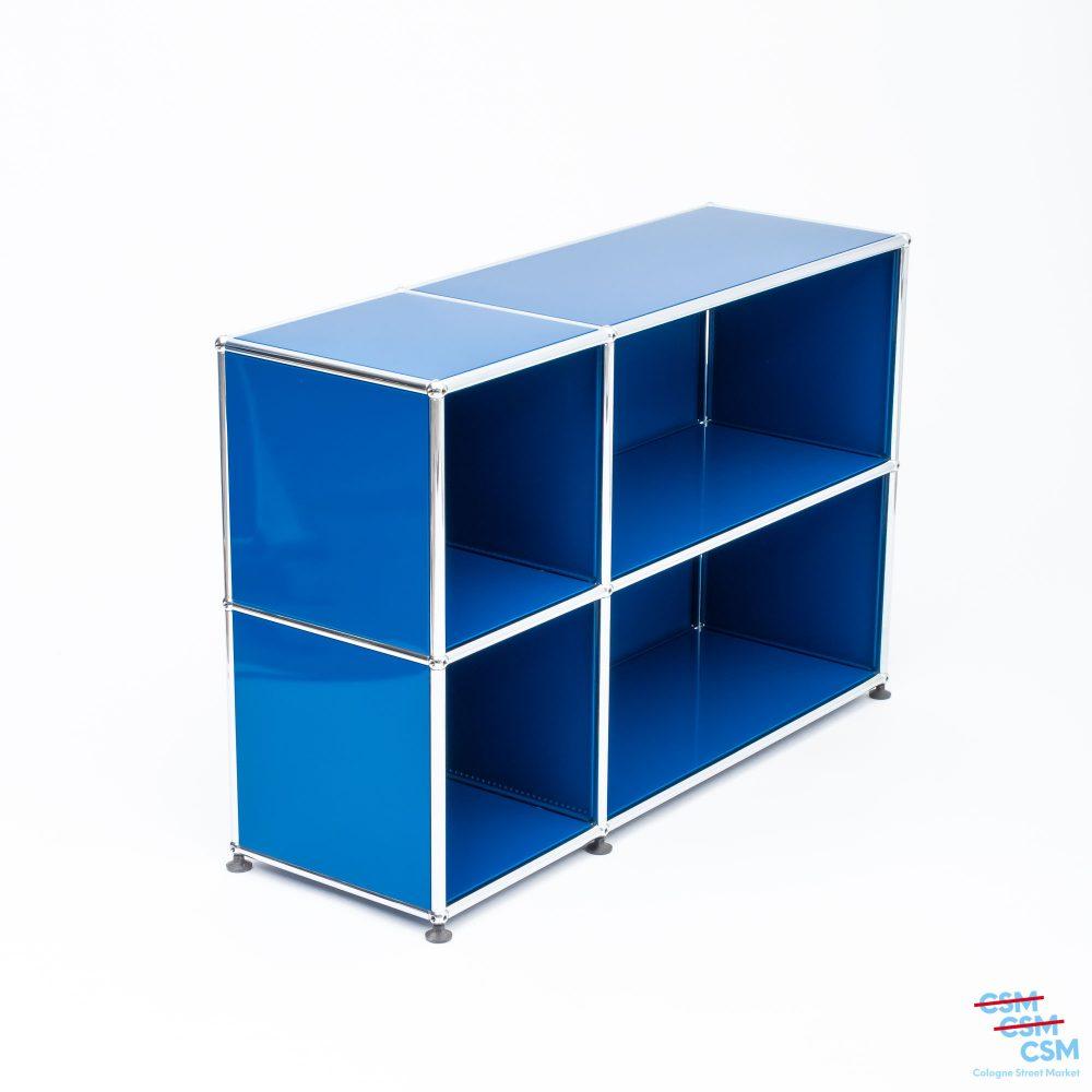 USM-Haller-Sideboard-Enzianblau-gebraucht-2-4
