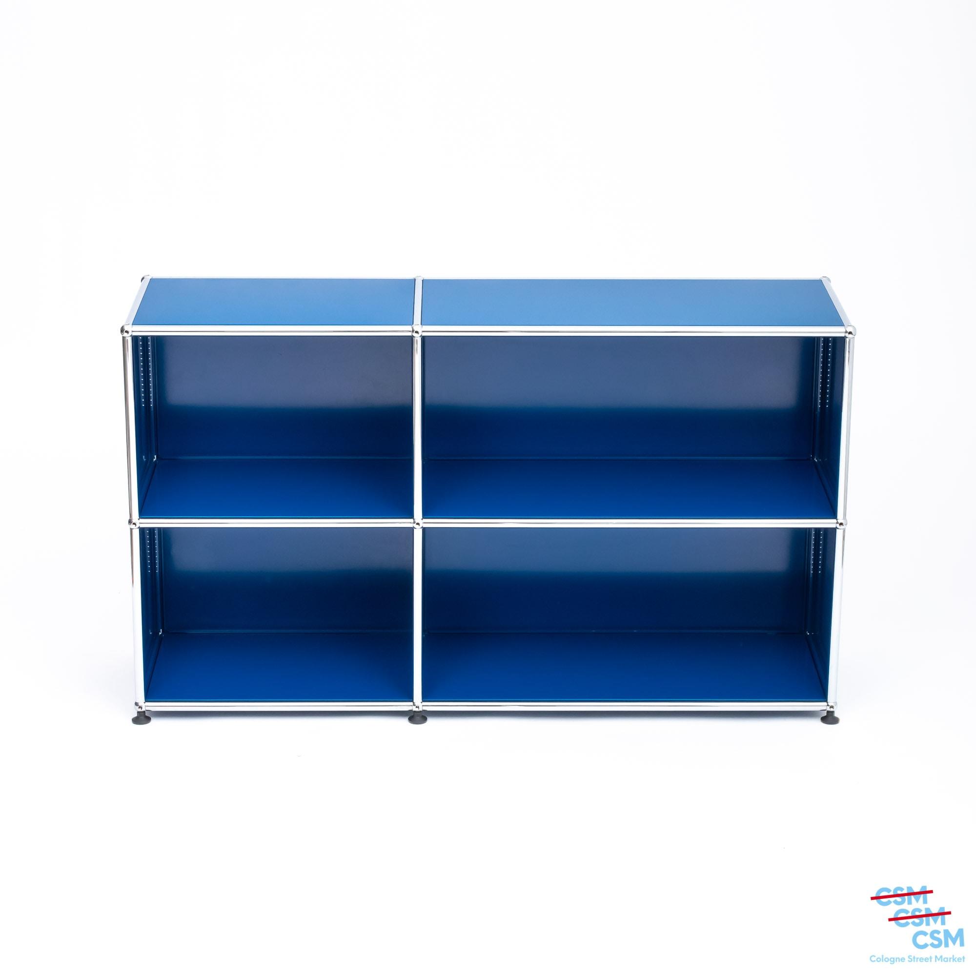 USM Haller Sideboard Enzianblau gebraucht 3 1