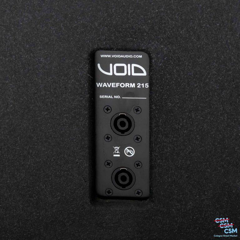 Void-Acoustics-Waveform-215-gebraucht-5
