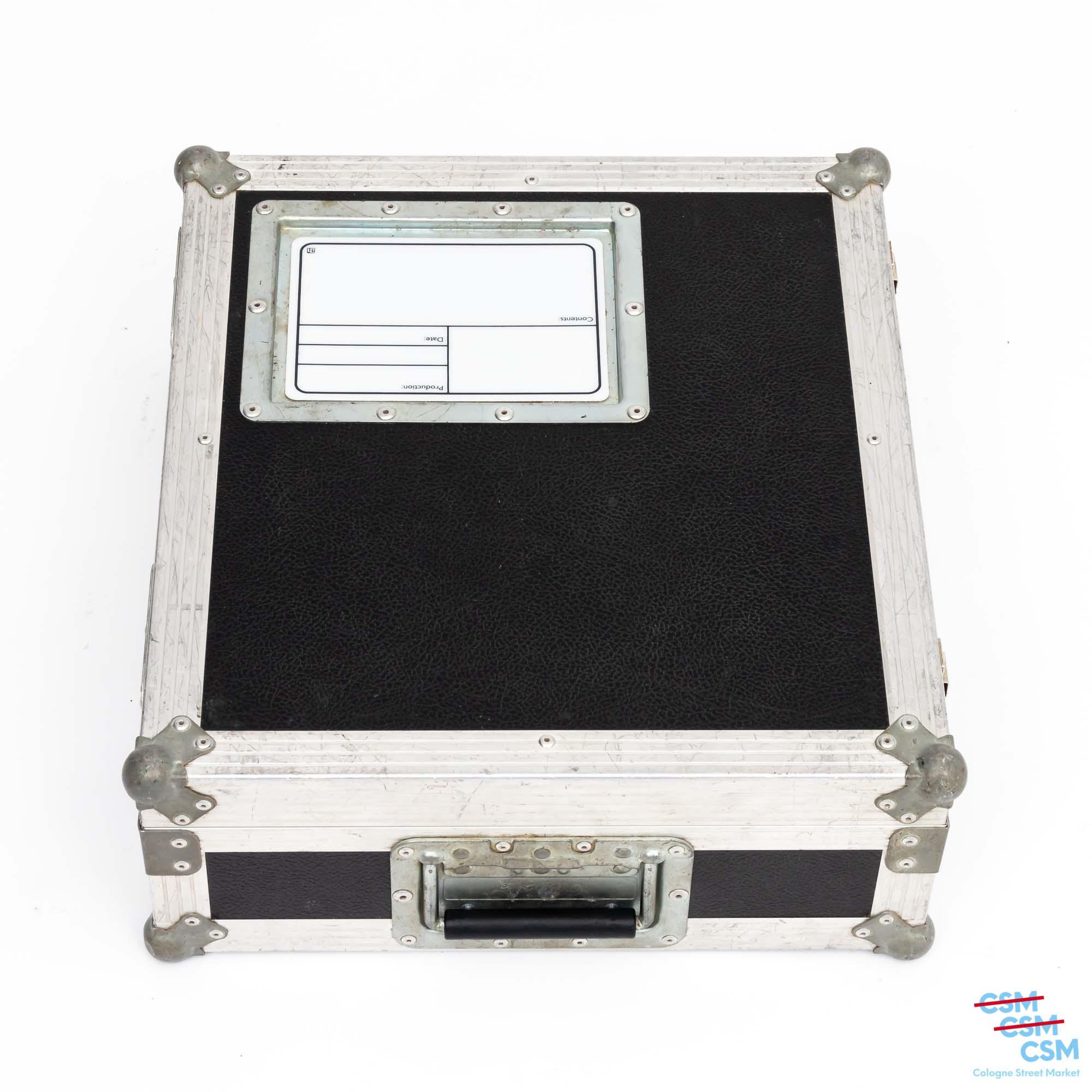 Flightcase Mixer universal gebraucht 3 1
