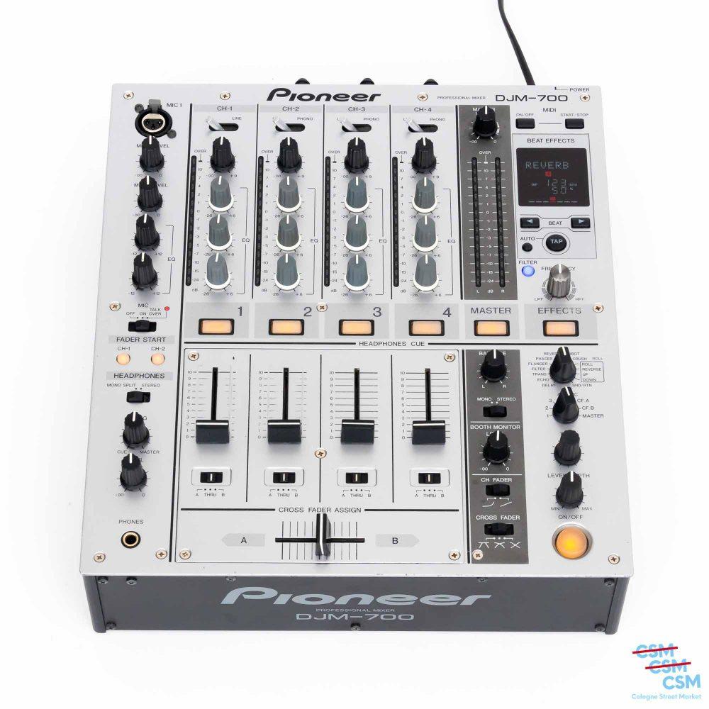 Pioneer DJ DJM 700 S gebraucht outlet 1