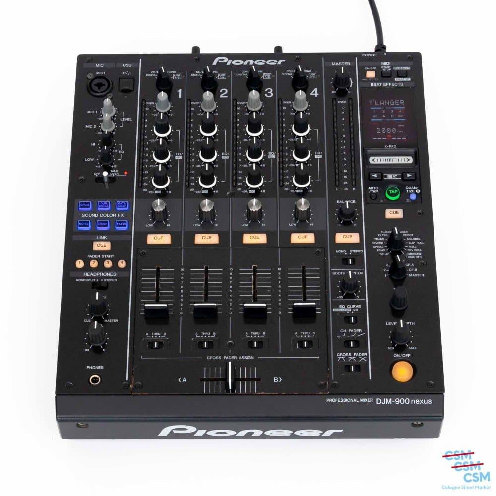 Pioneer DJ DJM 900 NXS gebraucht outlet 1