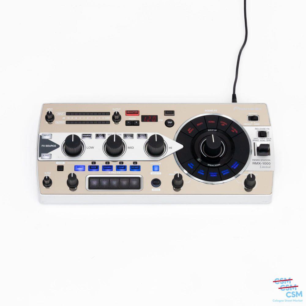 Pioneer DJ RMX 1000 Limited Platinum gebraucht outlet 1