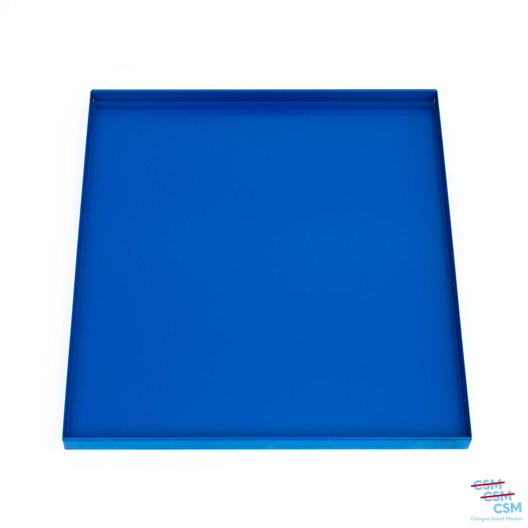 USM Haller Auszugwanne 50x50xm enzianblau gebraucht 1