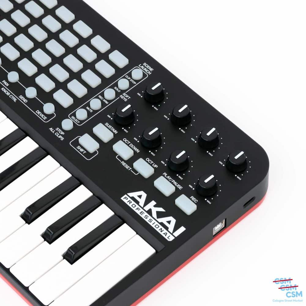 Akai-APC-Key-25-gebraucht-5