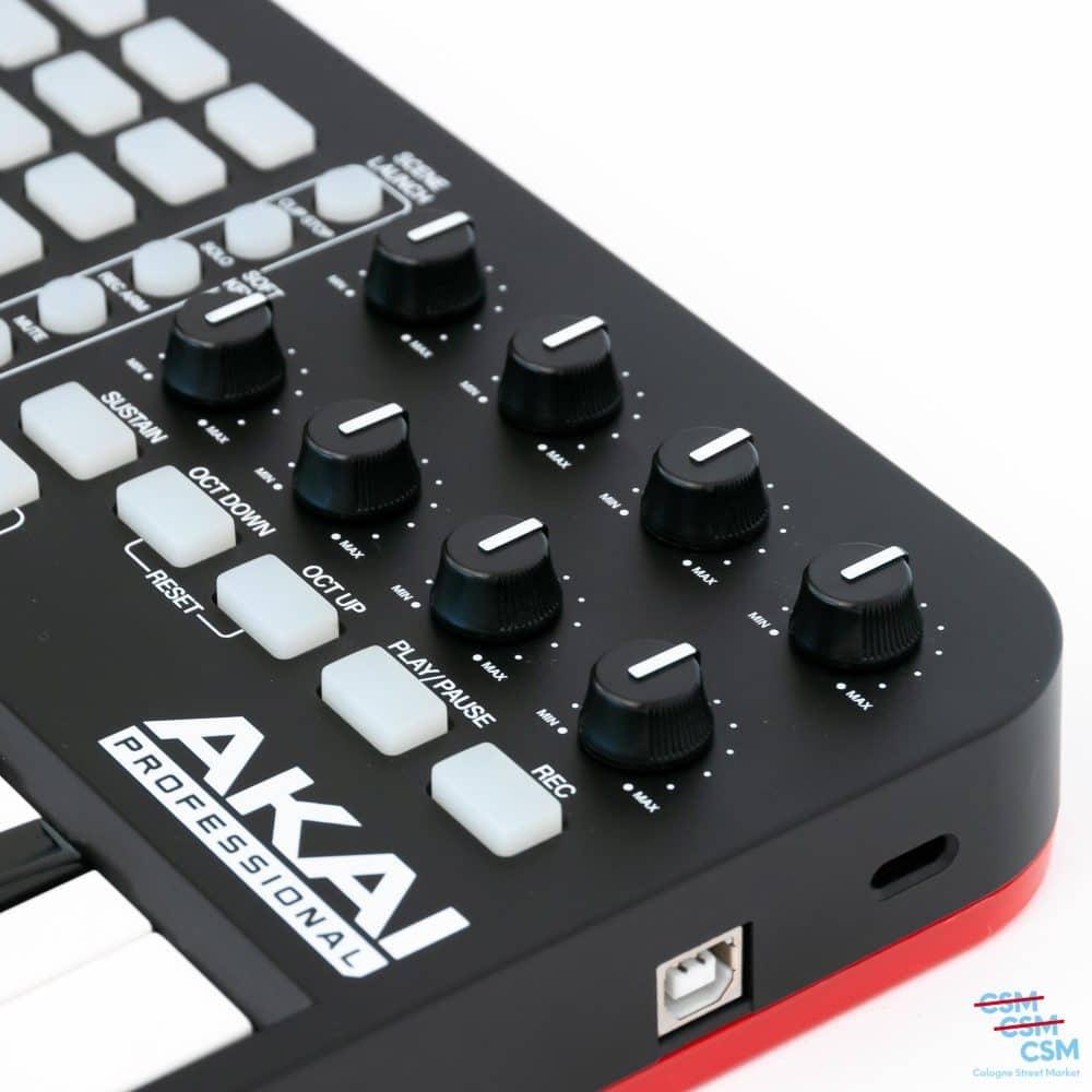 Akai-APC-Key-25-gebraucht-7