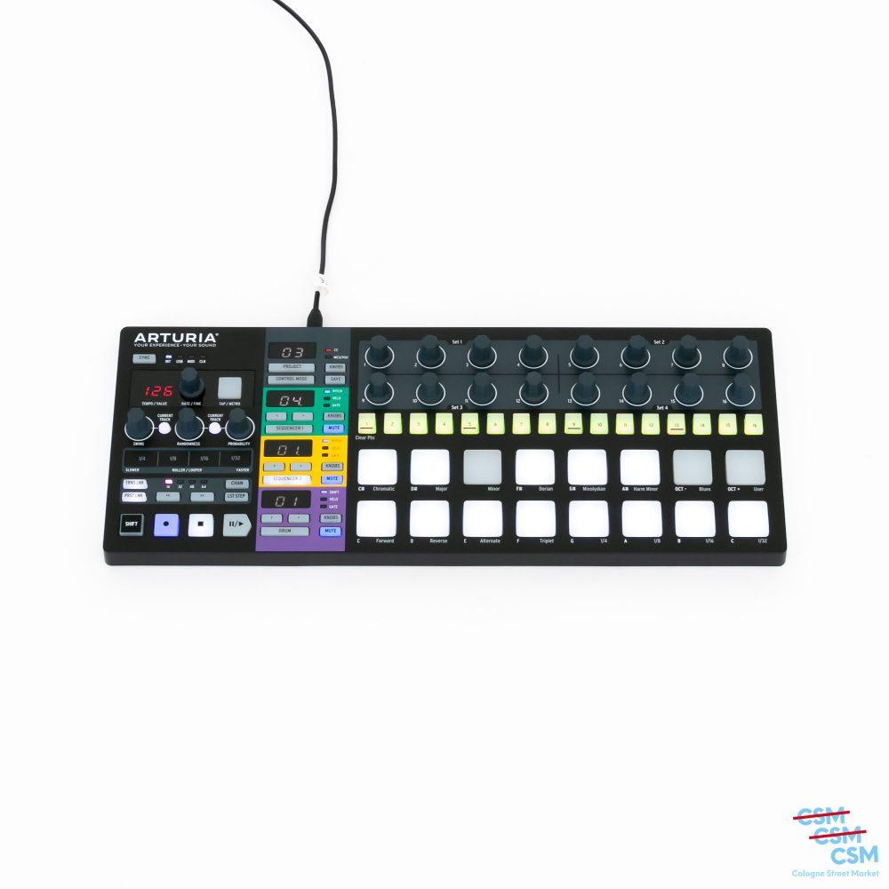 Arturia-Beatstep-Pro-gebraucht-1