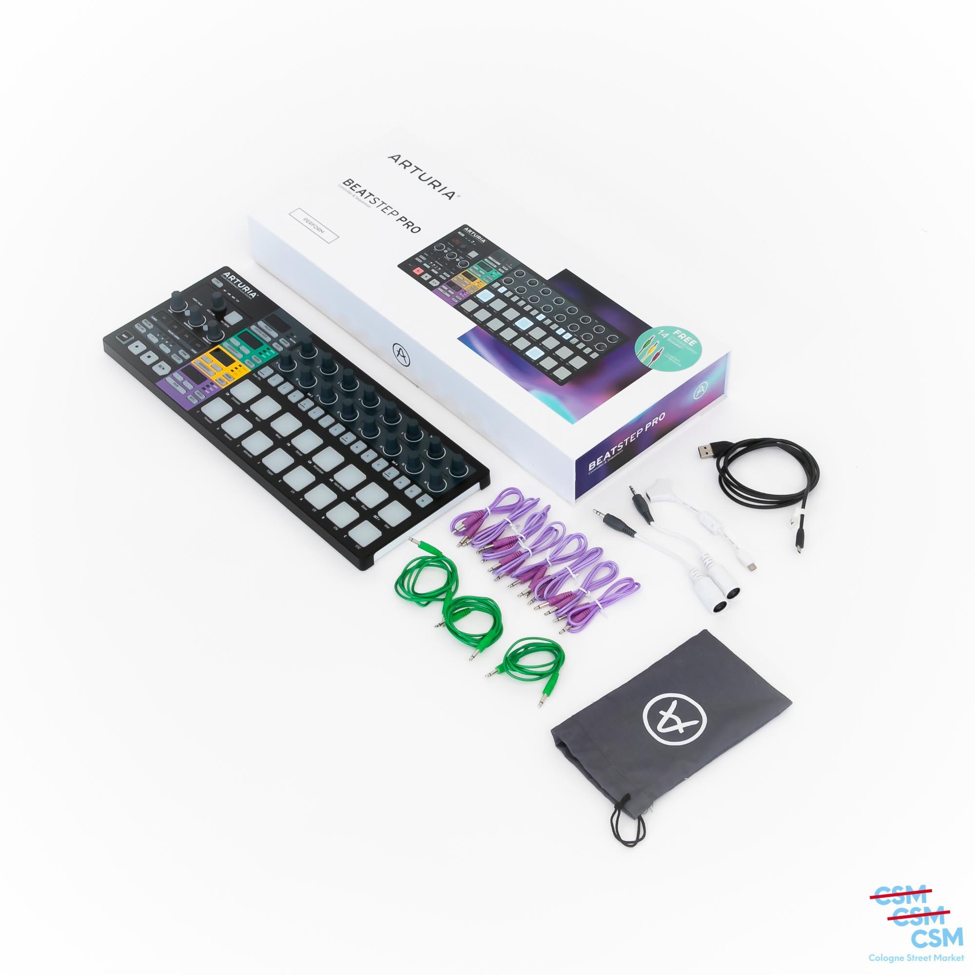 Arturia-Beatstep-Pro-gebraucht-12