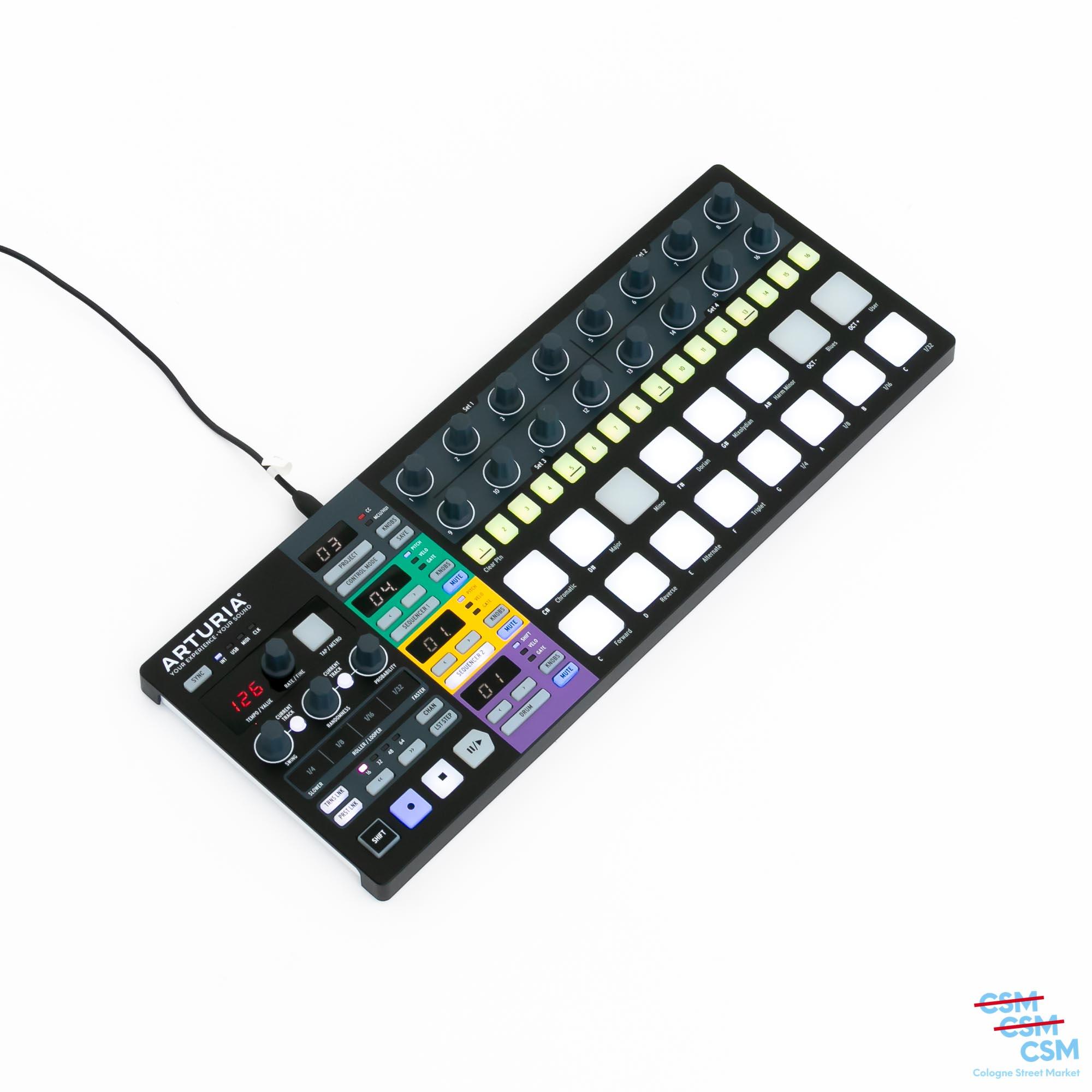 Arturia-Beatstep-Pro-gebraucht-2