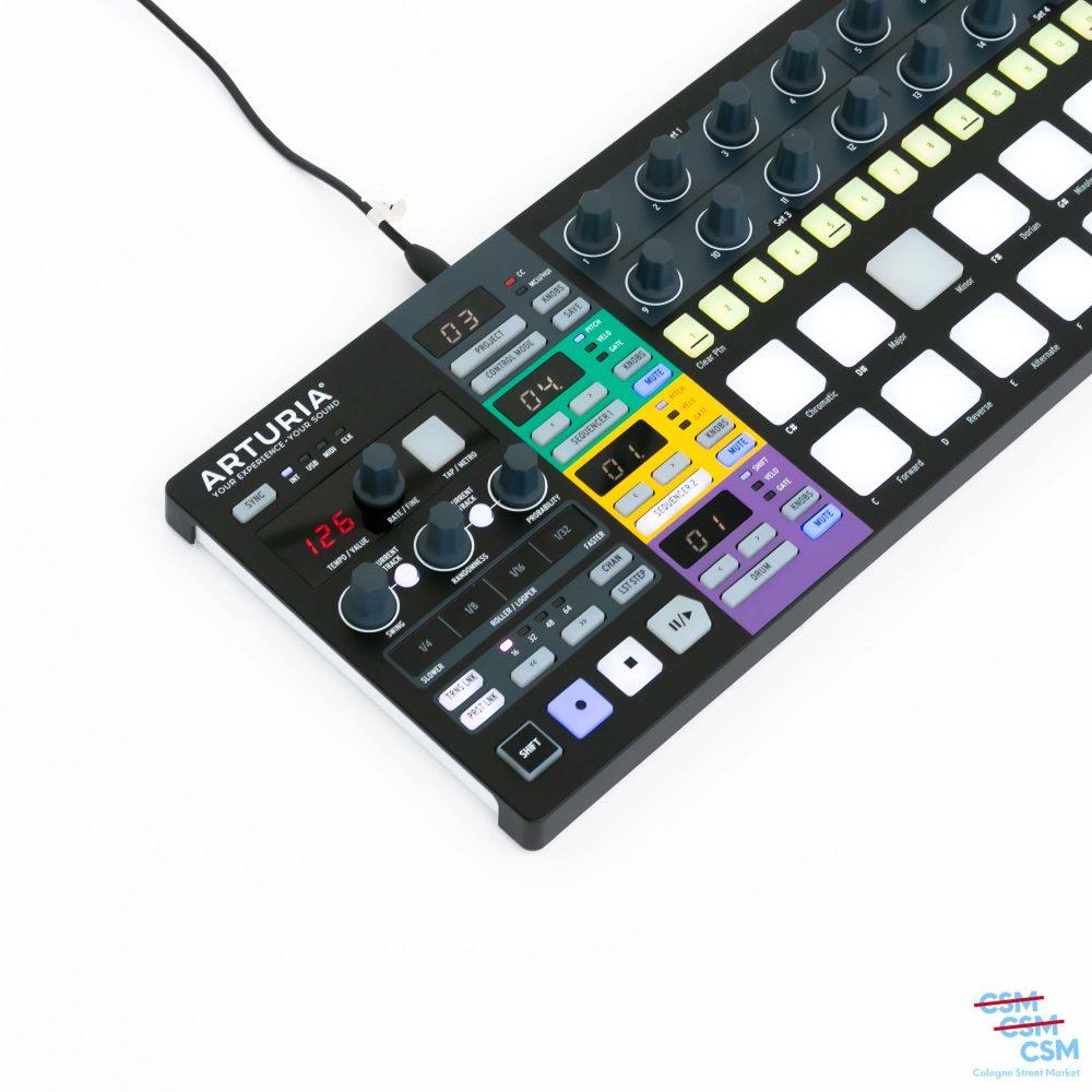 Arturia-Beatstep-Pro-gebraucht-4