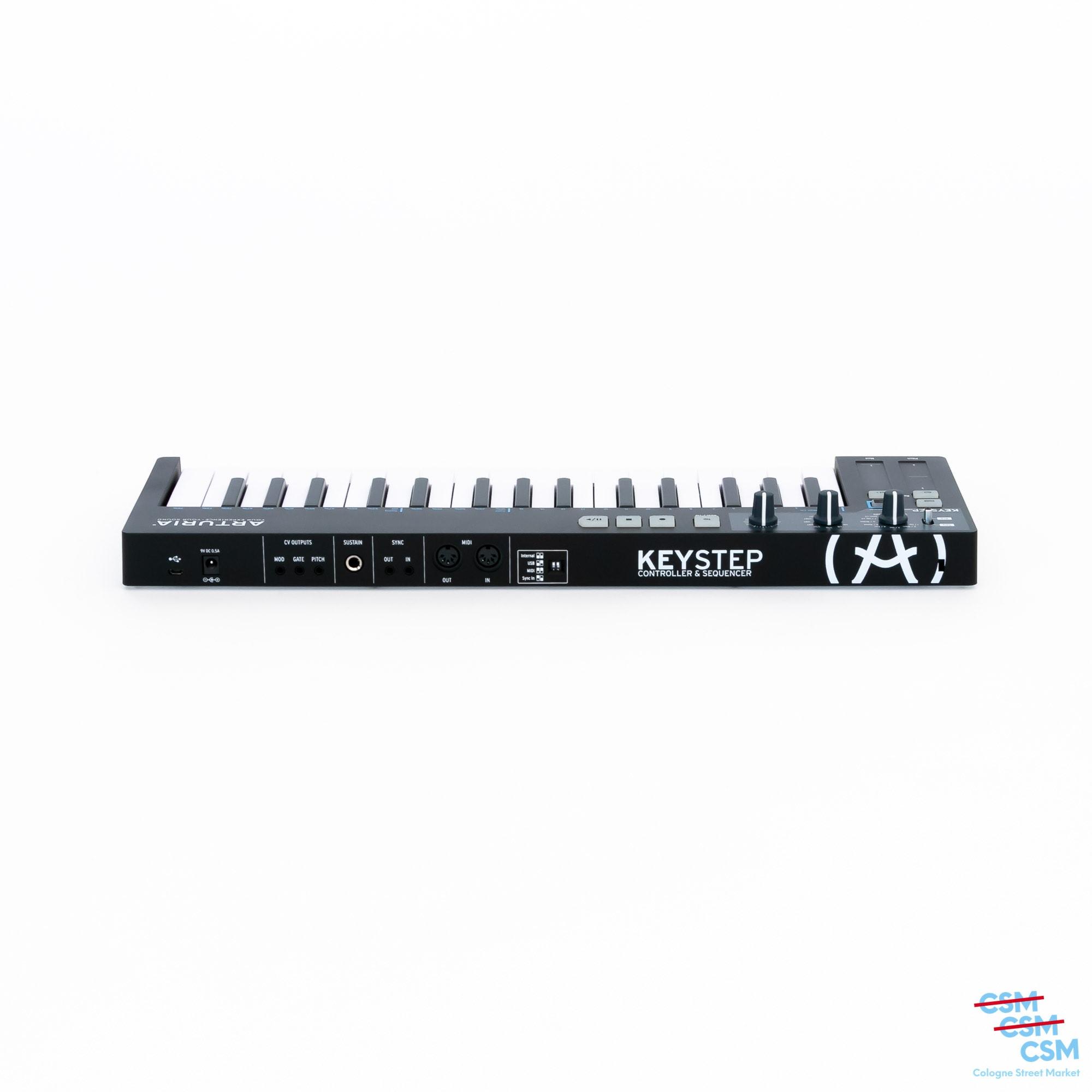 Arturia-Keystep-gebraucht-10