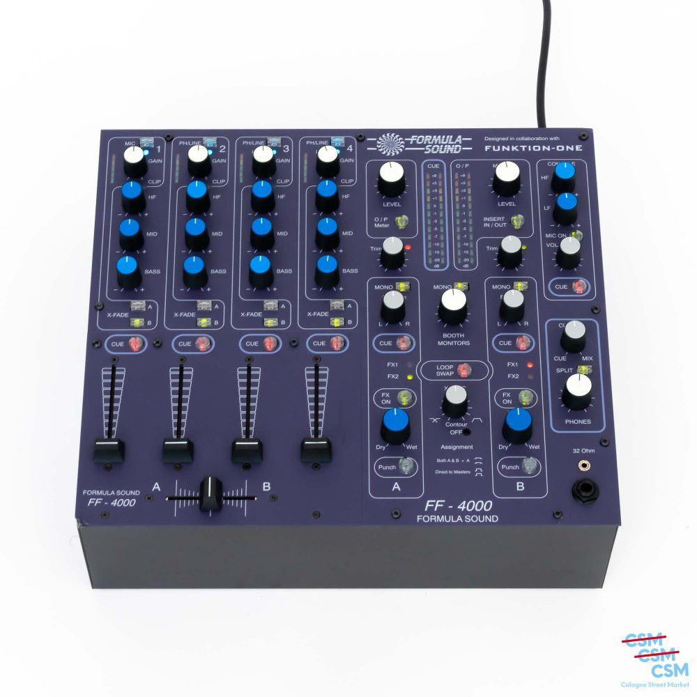 Formula Sound Funktion One FF 4000 Outlet gebraucht 1