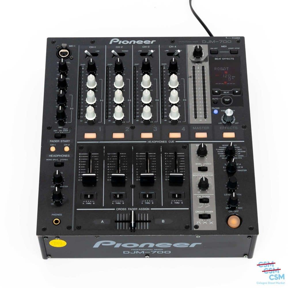 Pioneer DJ DJM 700 Outlet gebraucht 1