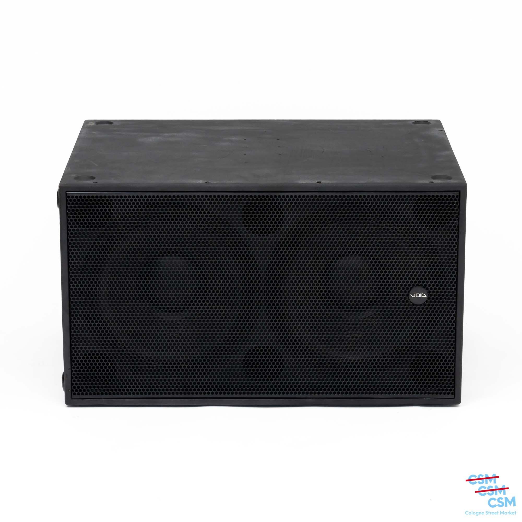 Void Acoustics Stasys 218 gebraucht 1
