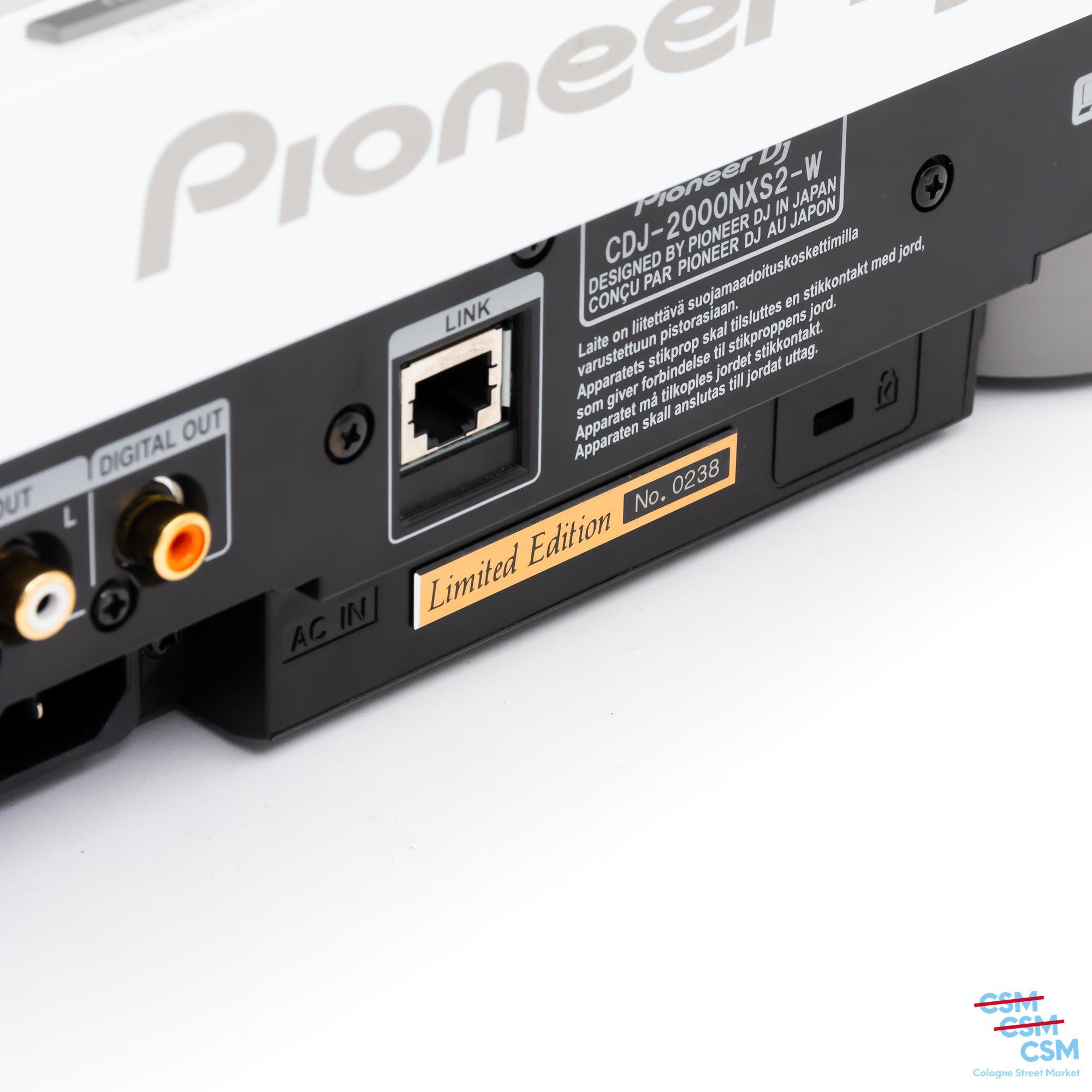 2er-Paket-Pioneer-DJ-CDJ-2000-NXS-Limited-White-gebraucht-12