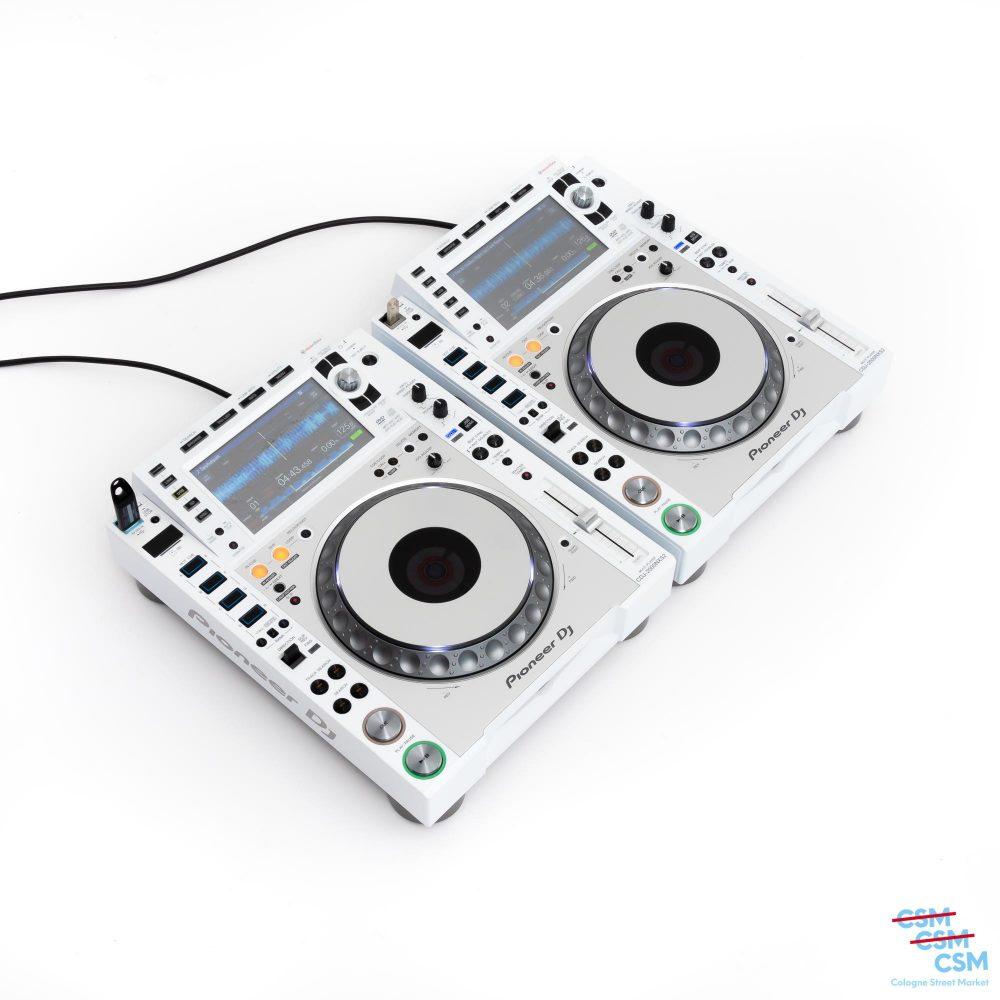 2er-Paket-Pioneer-DJ-CDJ-2000-NXS-Limited-White-gebraucht-2