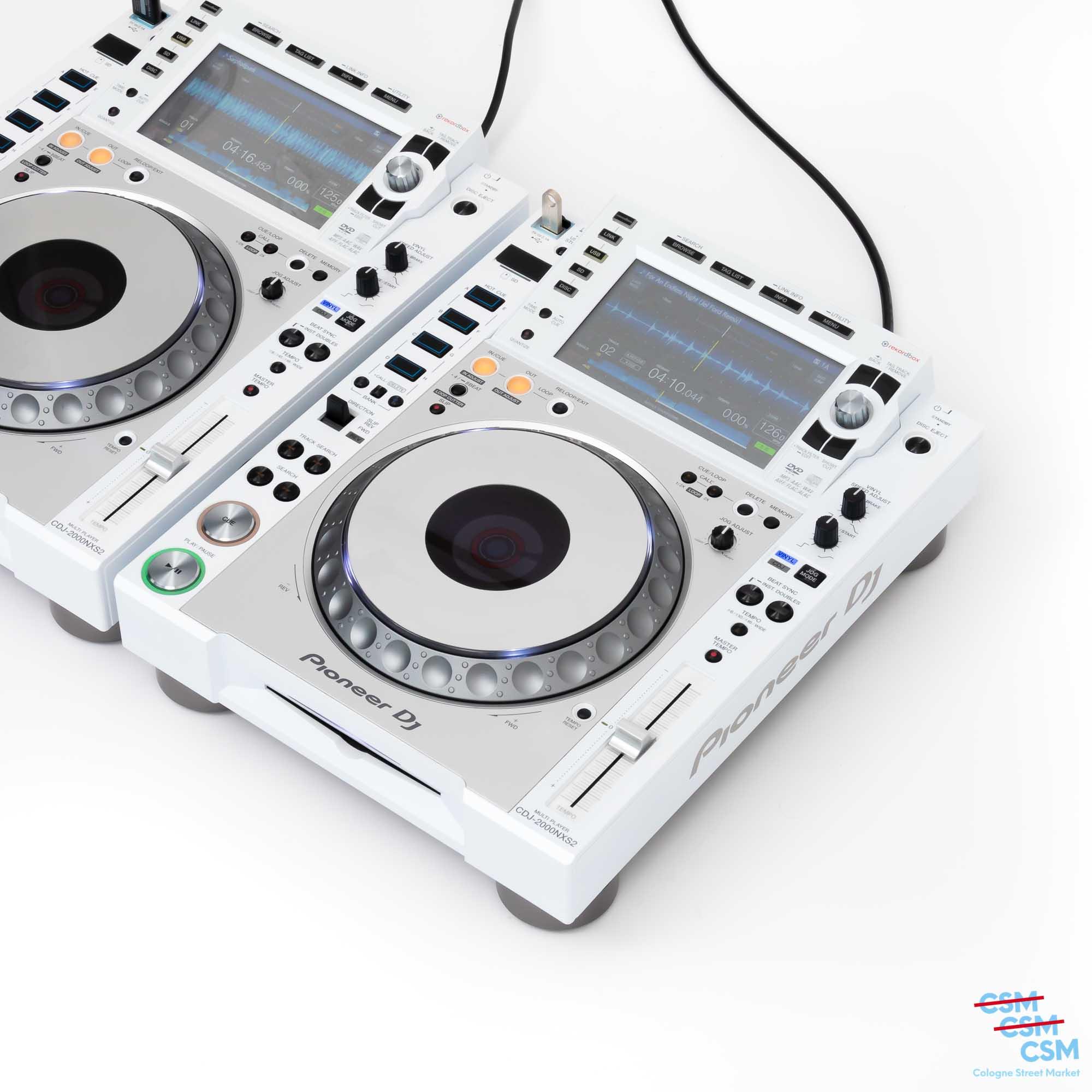 2er-Paket-Pioneer-DJ-CDJ-2000-NXS-Limited-White-gebraucht-4