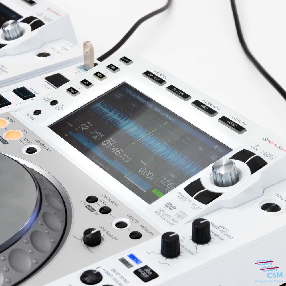 2er-Paket-Pioneer-DJ-CDJ-2000-NXS-Limited-White-gebraucht-7