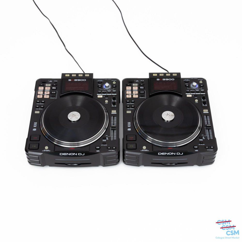Denon DJ SC 3900 gebraucht 1
