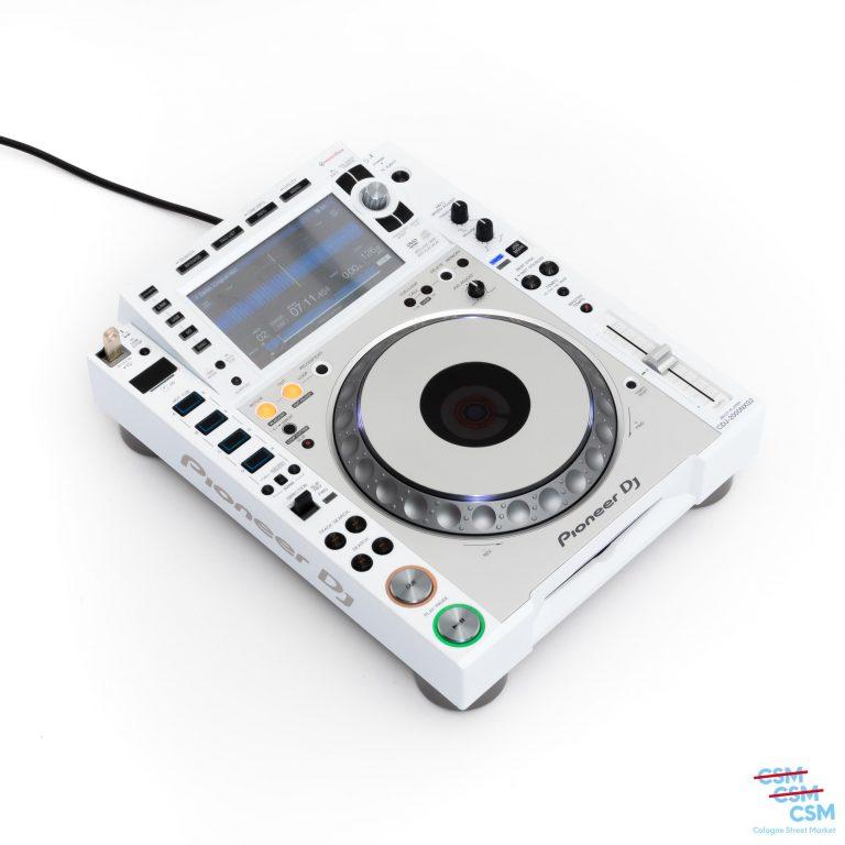 Pioneer-DJ-CDJ-2000-NXS-Limited-White-gebraucht-2