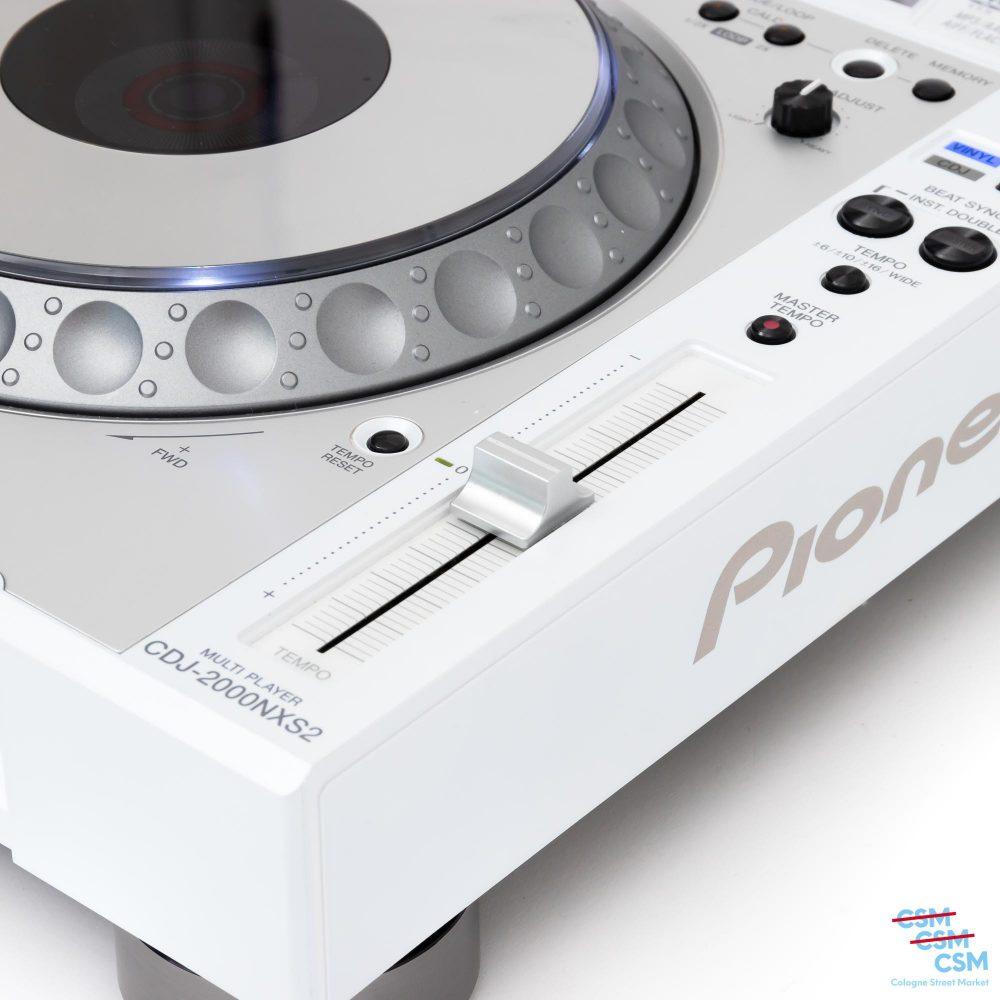 Pioneer-DJ-CDJ-2000-NXS-Limited-White-gebraucht-4