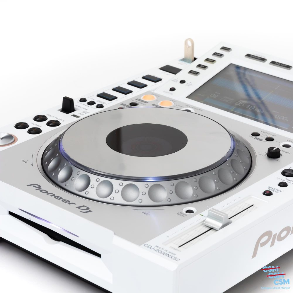 Pioneer-DJ-CDJ-2000-NXS-Limited-White-gebraucht-8