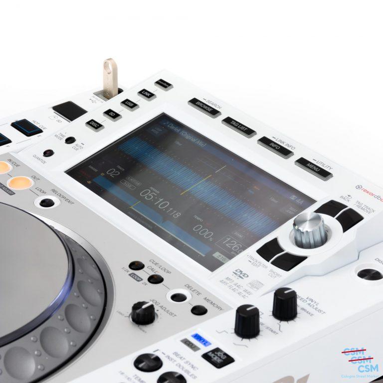 Pioneer-DJ-CDJ-2000-NXS-Limited-White-gebraucht-9