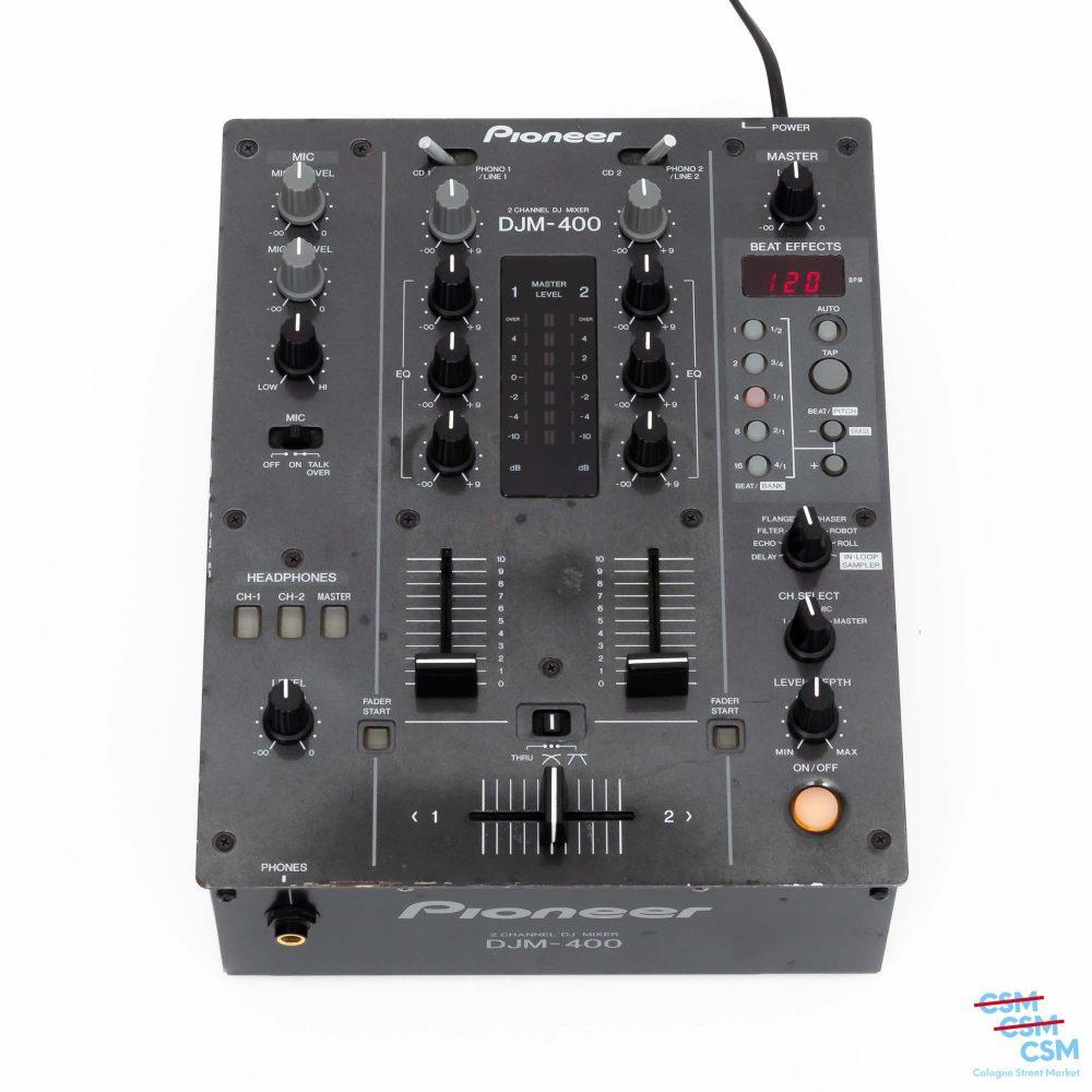 Pionner DJ DJM 400 outlet gebraucht outlet 1