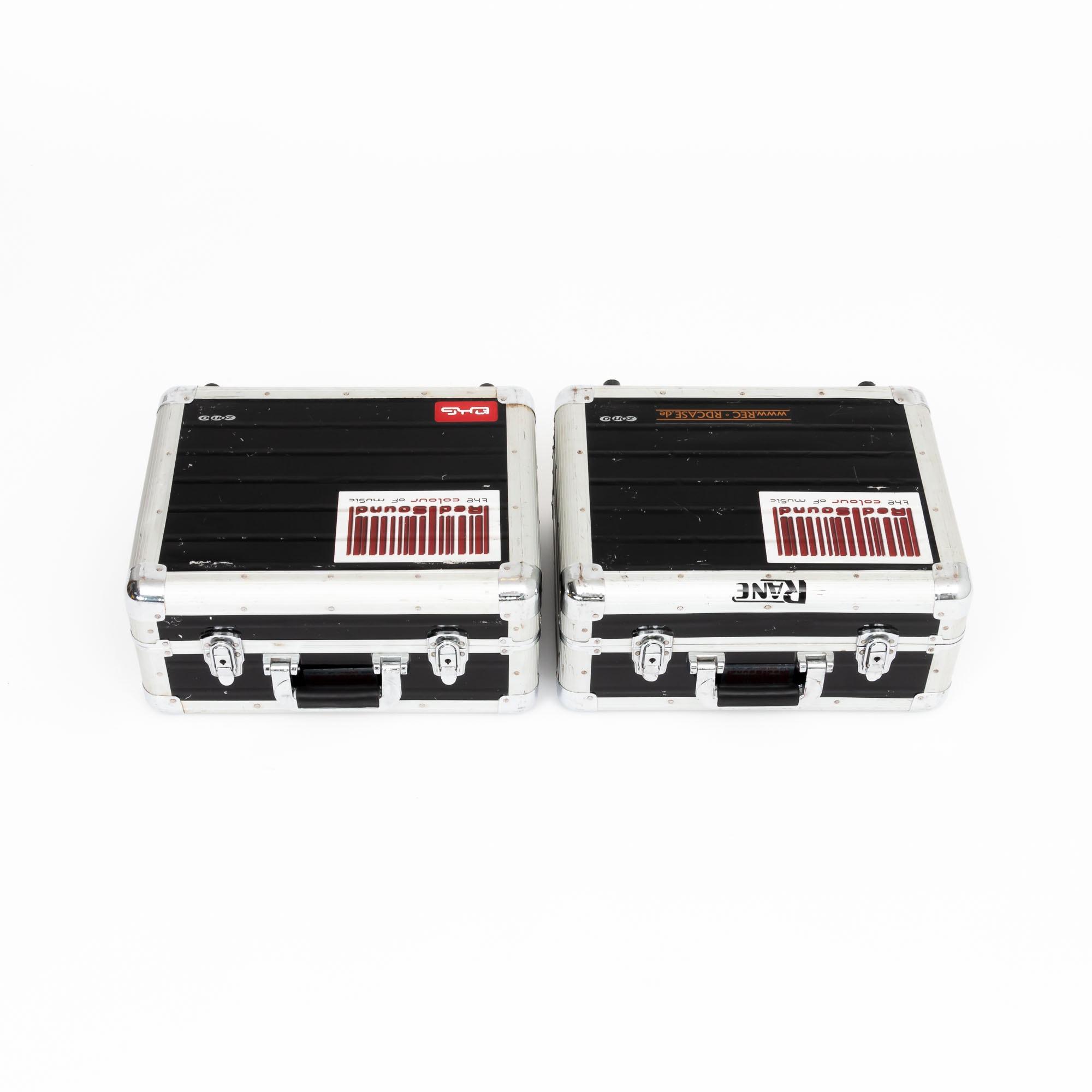 2er Paket Flightcase fuer CDJ 2000 NXS2 gebraucht outlet 1