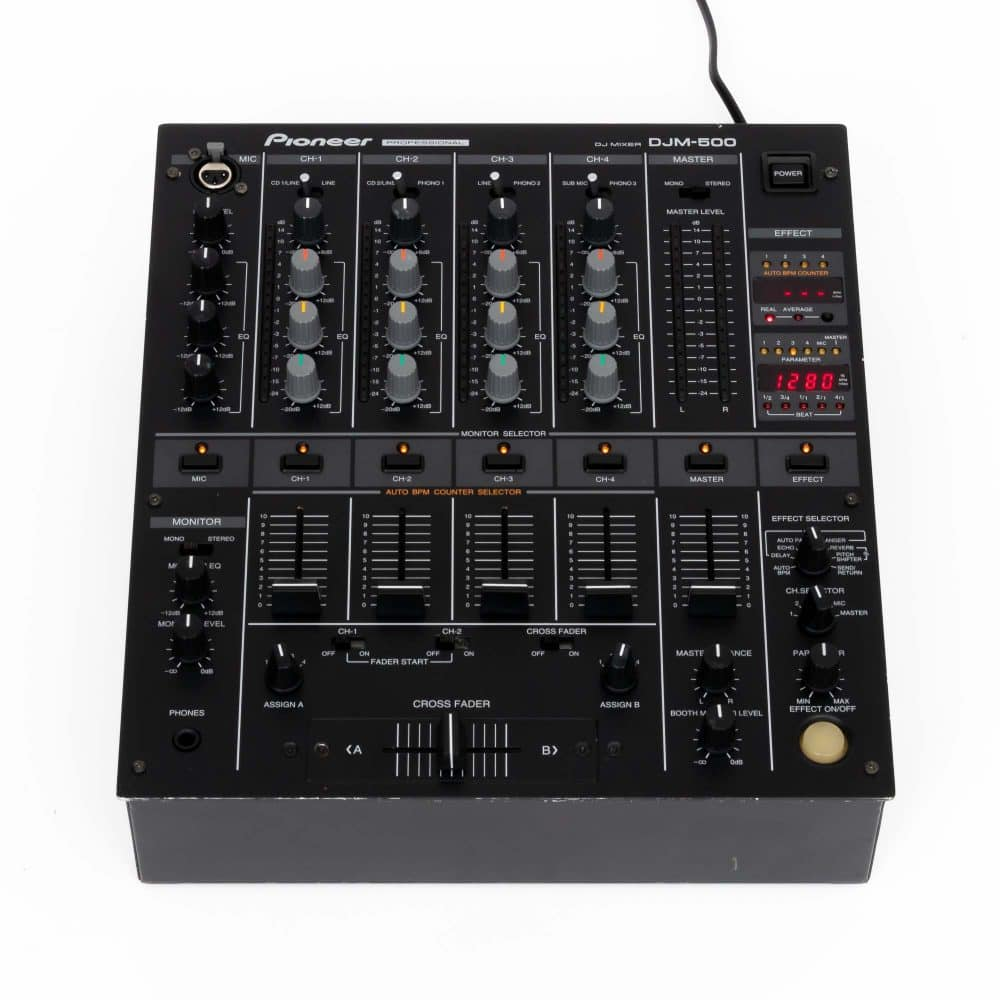 Pioneer-DJ-DJM-500-gebraucht-1