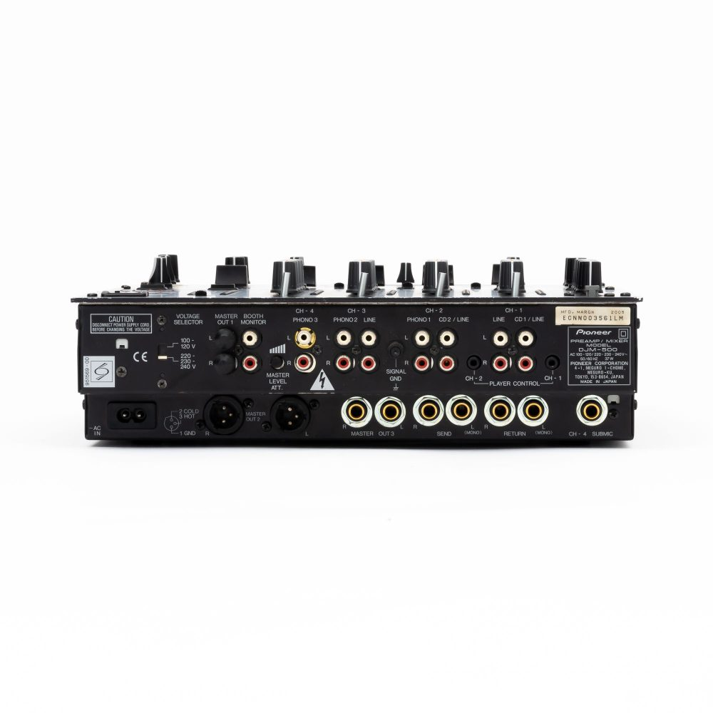 Pioneer-DJ-DJM-500-gebraucht-12