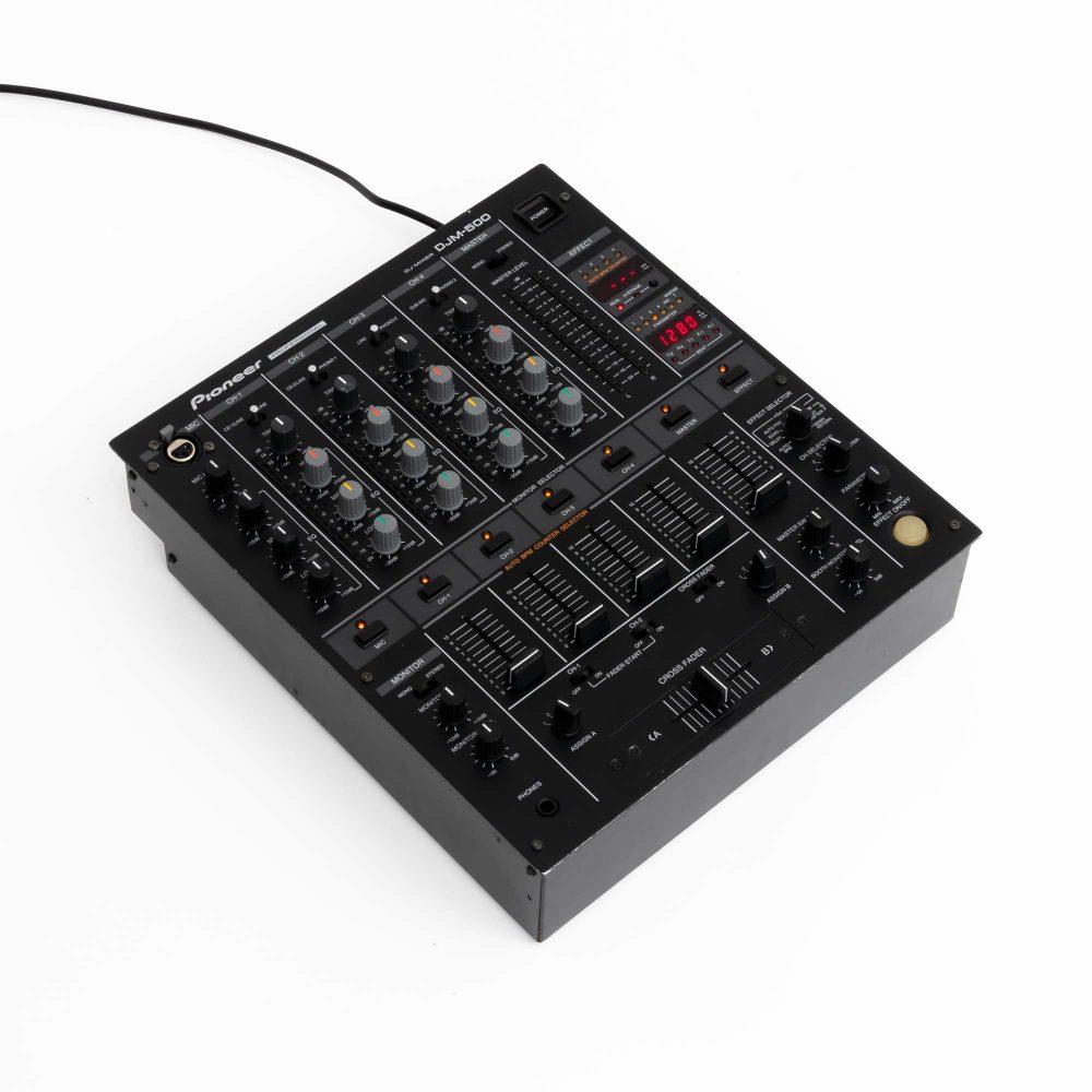 Pioneer-DJ-DJM-500-gebraucht-2