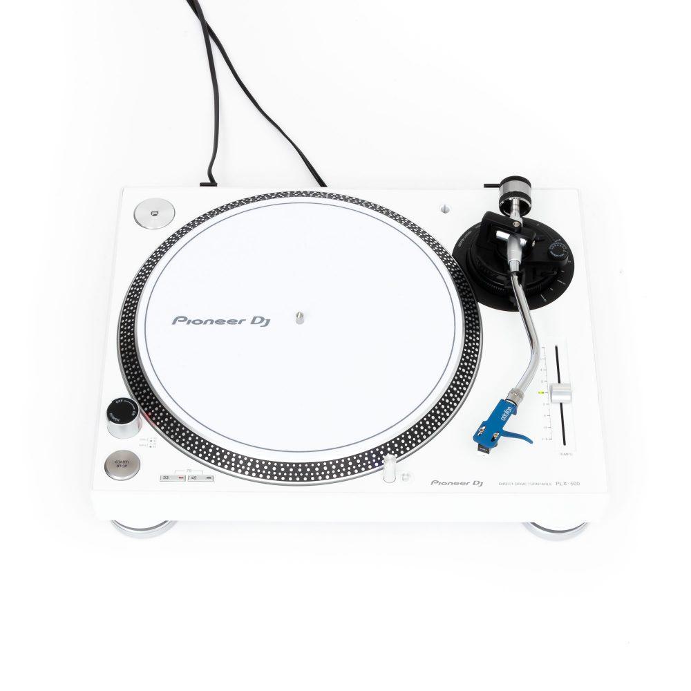Pioneer-DJ-PLX-500-W-gebraucht-1