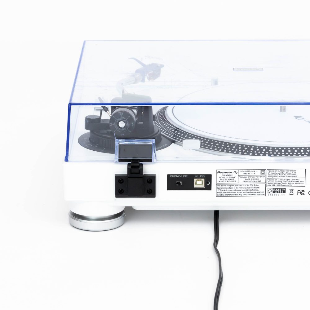 Pioneer-DJ-PLX-500-W-gebraucht-12
