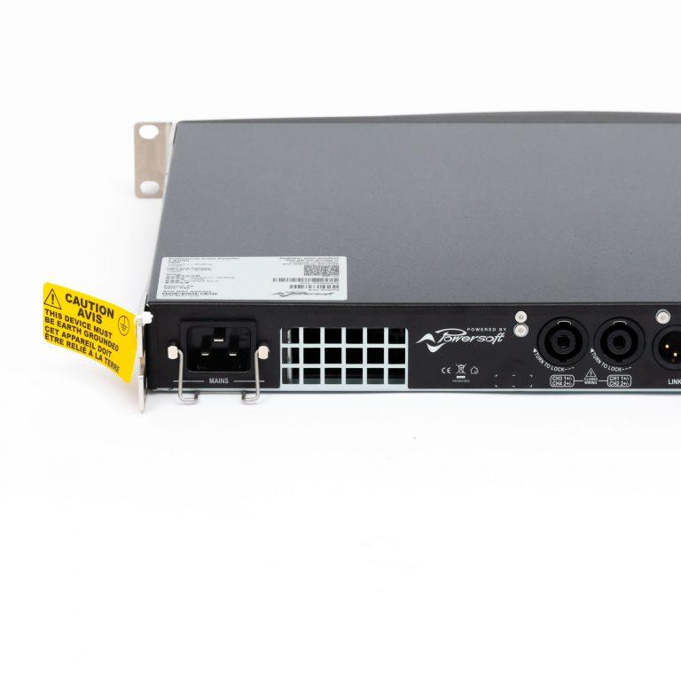 Powersoft-T604-gebraucht-7