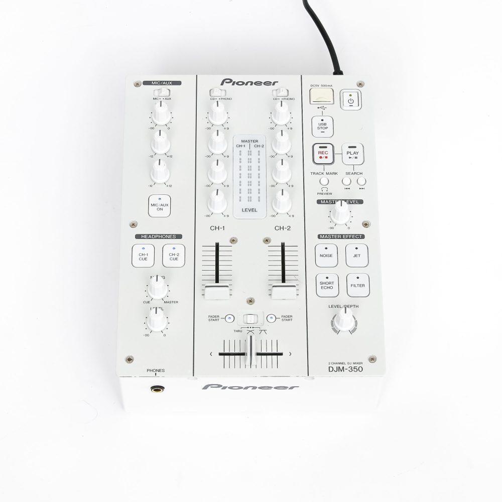 Pioneer DJ DJM 350 W gebraucht 1